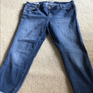 Torrid Denim jeans pant in boyfriend cut size 16
